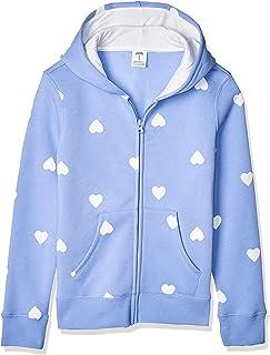 Amazon Essentials Fleece Zip-up Hoodie Niñas