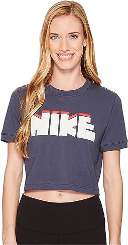 Nike - Sportswear Archive Crop Tee
