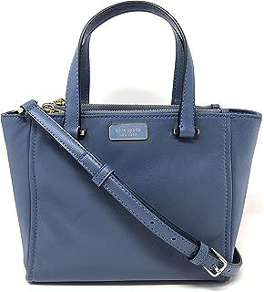 Kate Spade Dawn Small Satchel Crossbody Bag consellblue, Medium