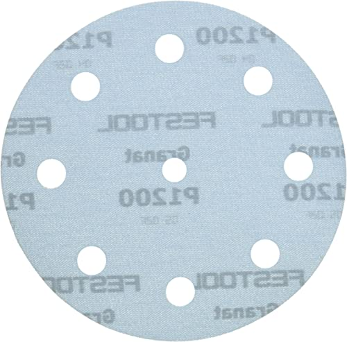 lowest Festool 497181 Granat sale P1200 Grit Abrasives for wholesale Ets 125/Ro 125 Sanders, 50-Pack online
