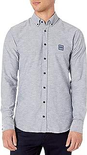 Hugo Boss Men's Button Down Shirt with Logo