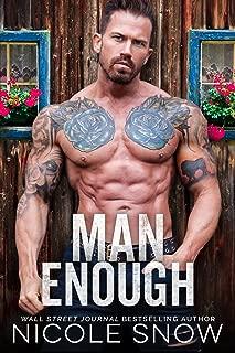 Hombre suficiente: un romance de padre soltero