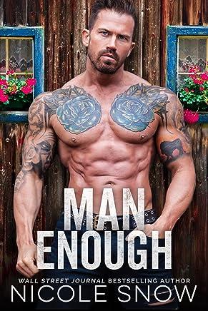 Man Enough: A Single Dad Romance