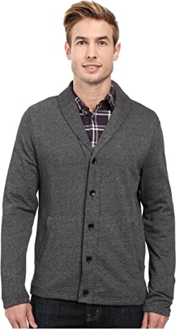 Perry Ellis - Shawl Button Front Cardigan