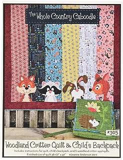 Best critter quilt patterns Reviews