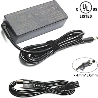 [UL Listed] DJW 90W High Power Supply+Cord Charger Adapter for HP CQ60-615DX DV7-6C95DX DV6-6C35DX 2000-2B19WM CQ57-339WM DV7-1245DX DV7-3165DX DV4-2145DX DV7-4285DX DV6-6135DX DV7-6135DX G71-340US