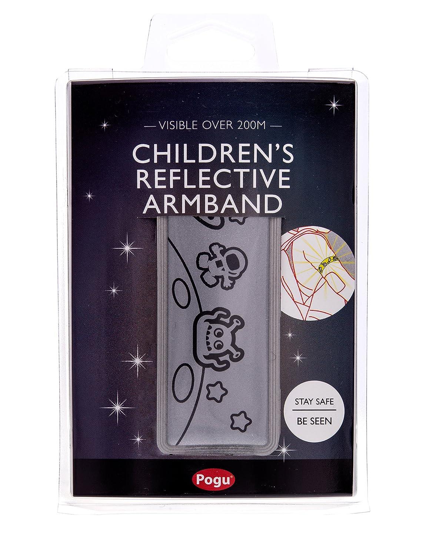 Pogu Children's Reflective Armband, Space Odyssey