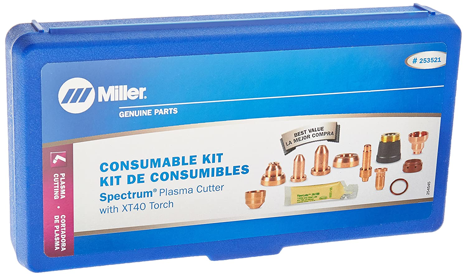 Max 60% OFF Consumable Kit Many popular brands 40 XT40 AMP for