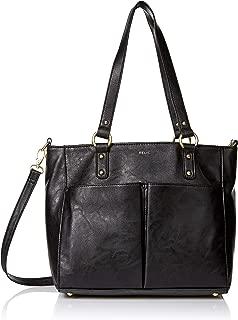 Breanne Convertible Shoulder Bag Black