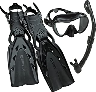 Mares Mares X-Stream Pro Dive Mask Fin Snorkel Set