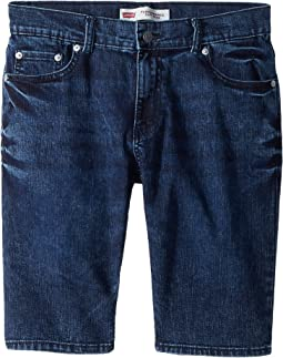 Levi's® Kids 511 Slim Fit Performance Denim Shorts (Big Kids)