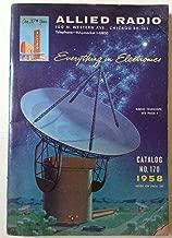 Allied Radio:  Everything in Electronics.  Catalog No. 170 - 1958
