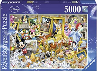 Ravensburger Disney Favourite Friends 5000pc,Adult Puzzles