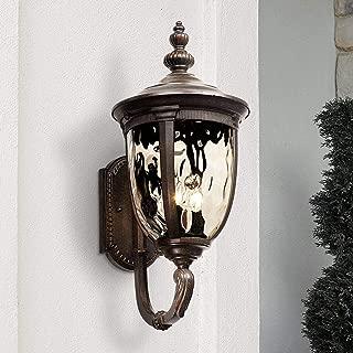 Bellagio Outdoor Wall Light Fixture Bronze 21