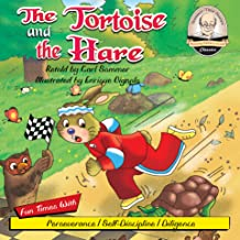 The Tortoise and the Hare: Sommer-Time Story Classics, Book 12