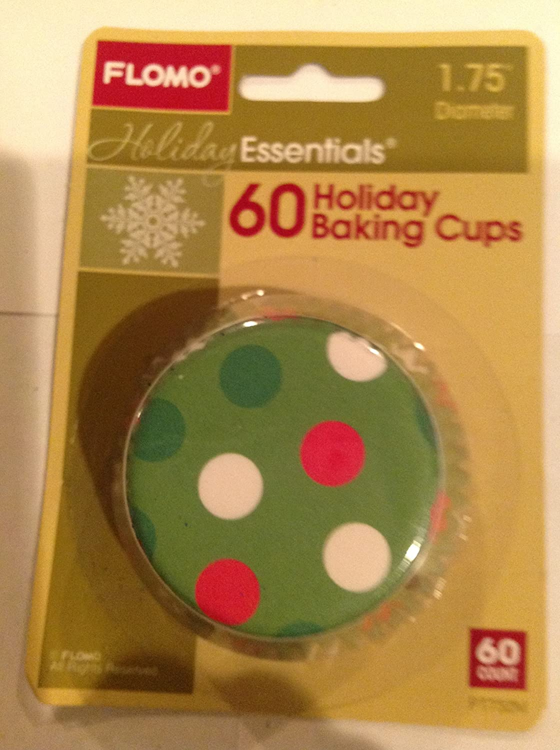 Holiday Baking Cups Beauty products ct. 60 Translated