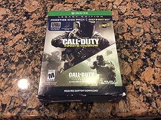 Activision Blizzard Inc 87863 COD Infinite Warfare LE XOne