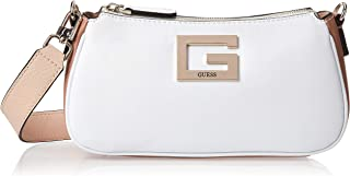 Guess Womens Handbag, Nude Multi - CD669120