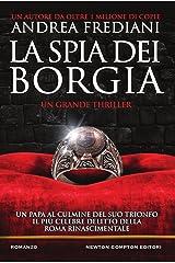 La spia dei Borgia Formato Kindle