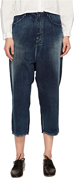 Y's by Yohji Yamamoto - U-Gusset Drop Jeans