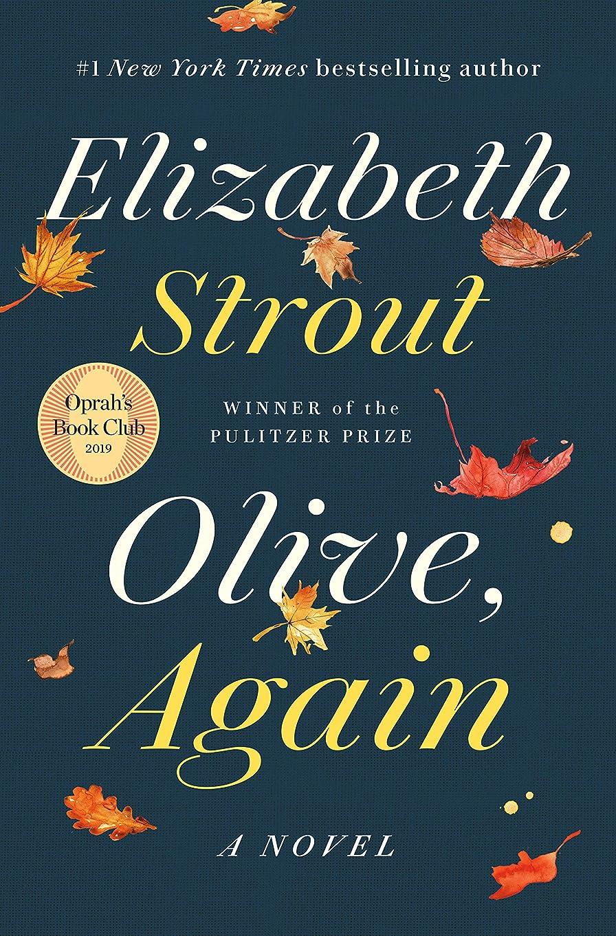 スカープ傷跡シャーロックホームズOlive, Again (Oprah's Book Club): A Novel (English Edition)
