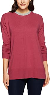 Jag Women Simone Step Hem Knit