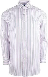 Polo Ralph Lauren Mens Standard Fit Easy Care Dress Shirt White 2XL