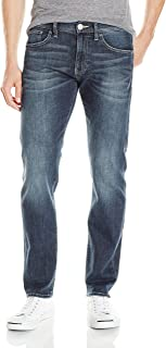 A|X Armani Exchange Men's Straight Fit Jean, Medium Wash
