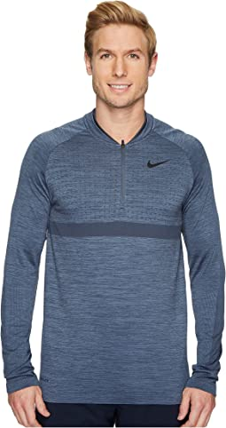 Dri-Fit Seamless 1/2 Zip