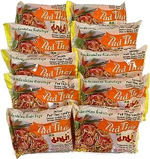 Instant Pad Thai Noodles, 2.5 Oz. Packets (Set of 10)