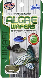 HIKARI Tropical Algae Wafers | 20g | Aquarium Fish Food