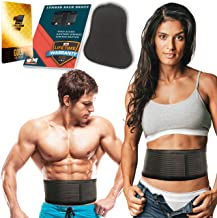 Lumbar Back Brace - Back Support Brace for Women and Men, Herniated Disc, Sciatica, Scoliosis and More! - Lumbar Back Brace - Back Support Belt (Size M)