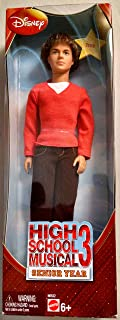 High School Musical 3 Troy Figure in Red Sweater
