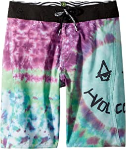 Volcom Kids - Chill Out Boardshorts (Big Kids)