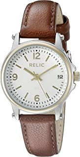 Best relic leather watch Reviews