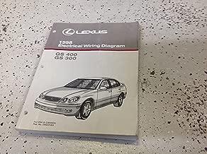 1998 Lexus GS300 GS400 400 Electrical Wiring Diagram Service Shop Manual OEM EWD