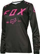 Fox Racing 2017 Womens 180 Jersey-Black/Pink-XS