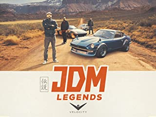JDM Legends Season 1