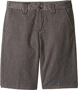 O'Neill Kids - Contact Stretch Shorts (Big Kids)