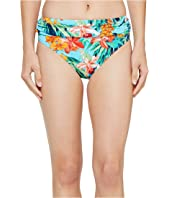 Tommy Bahama - Floriana High-Waist Sash Bikini Bottom
