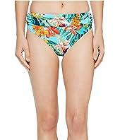 Tommy Bahama - Floriana High-Waist Sash Bikini Bottom