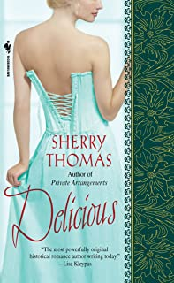 Delicious (The Marsdens Book 1)
