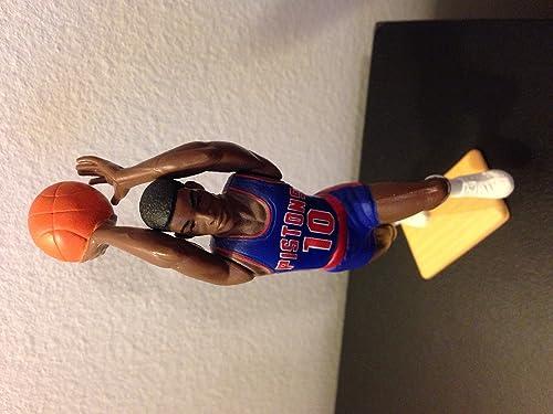 1991 Dennis Rodman Detroit Pistons Kenner SLU Starting Lineup NBA Basketball figure by Starting Line Up
