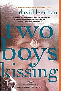 boys kissing
