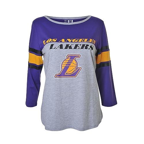 9e313133b41 UNK NBA Women s T-Shirt Raglan Baseball 3 4 Long Sleeve Tee Shirt