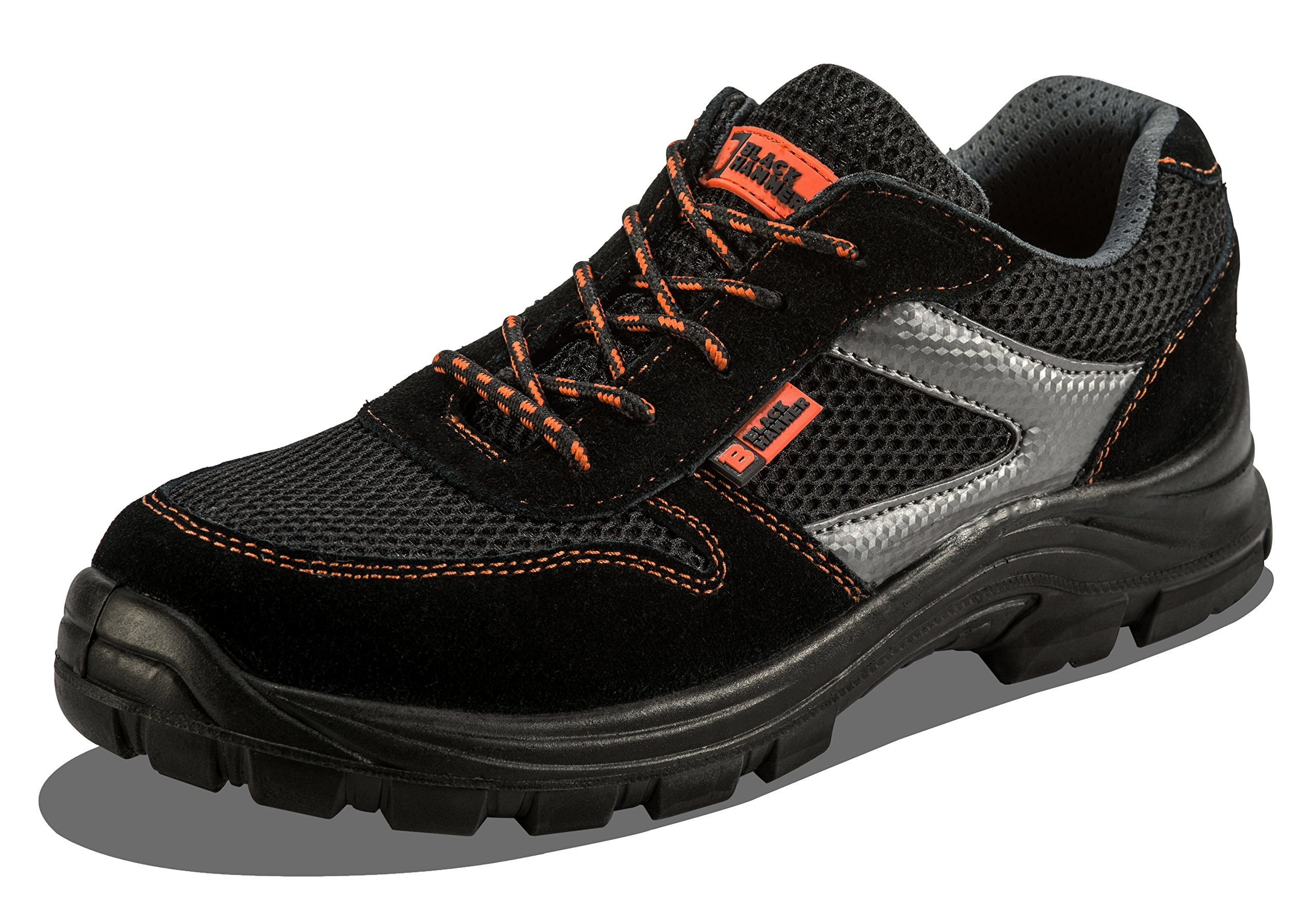 Mens Safety Trainers Non Metal Free S1P