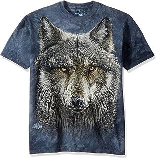 The Mountain Men's Warrior Wolf T-Shirt