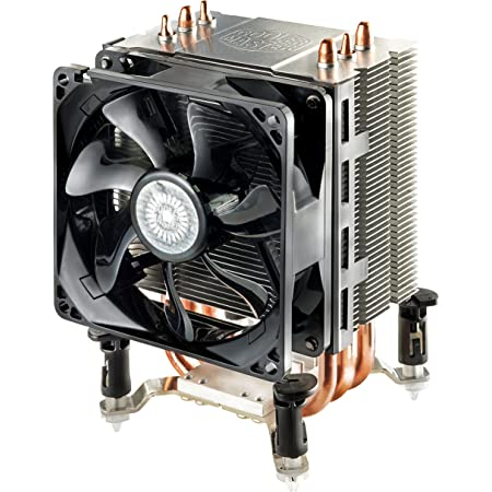 Cooler Master Hyper TX3i CPU Cooling System - Compact and Efficient, 3 Direct Contact Heat Pipes, 92mm PWM Fan