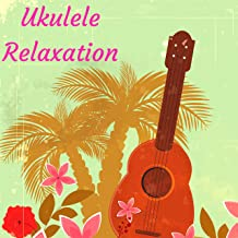 Ukulele Relaxation - Hawaiian Cafè Tropical Songs, Steel Drums & Ocean Waves Background for Summer Luau Beach Party