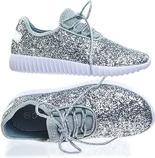 Women's REMY-18 Glitter Fashion Sneakers